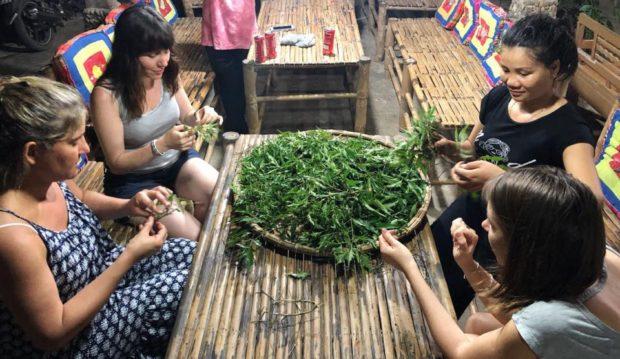 Ruta por el Norte de Vietnam