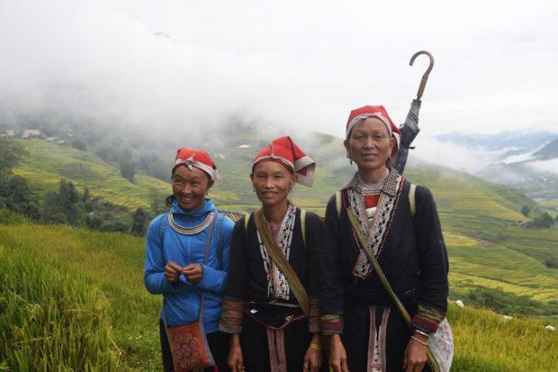 Ruta por el Norte de Vietnam: Refugio de minorías étnicas entre montañas y terrazas de arroz