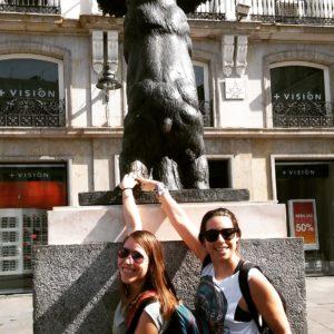 Madrid en un día