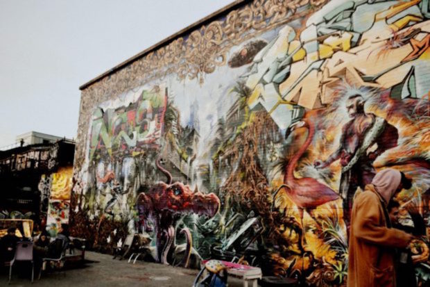 Shoreditch, el barrio del Street Art en Londres