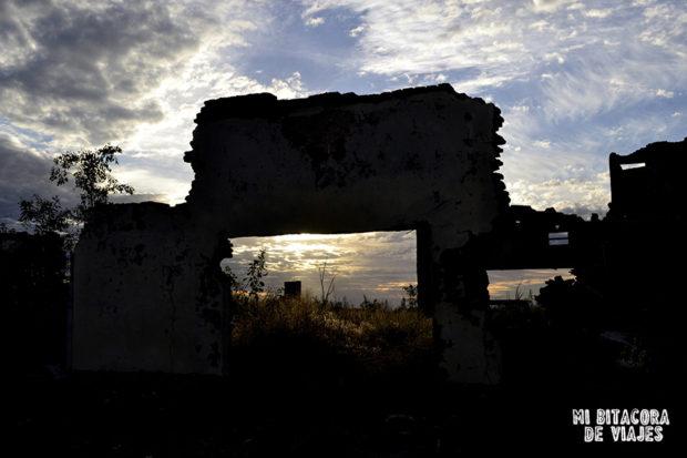 Información útil sobre las Ruinas de Epecuén