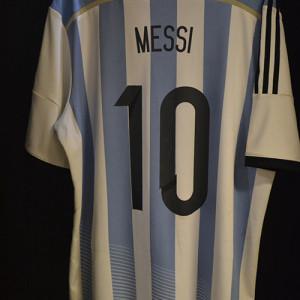Remera de Messi