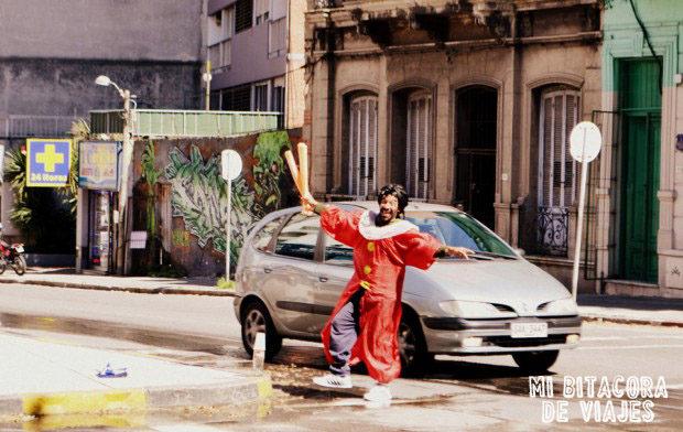 Viaje a Europa: Primera escala en Montevideo