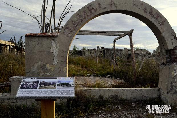 Ruinas de Epecuén