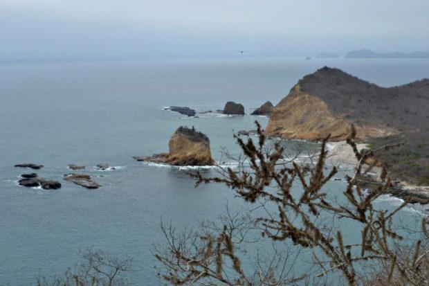 Isla Salango y Los Frailes