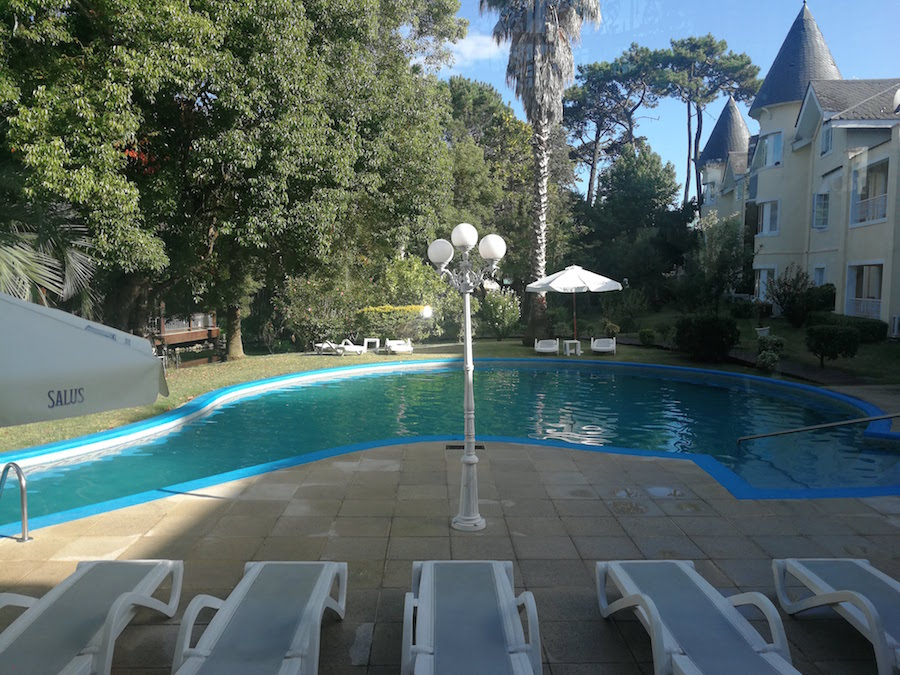 Jean Clevers Parque Hotel