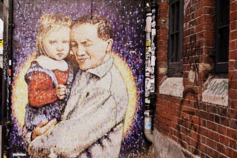 Shoreditch, el barrio del Street Art en Londres