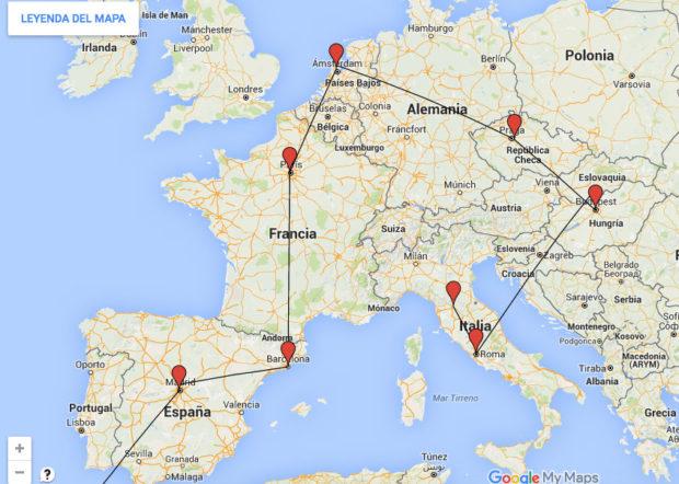 ¡Europa allá vamos!