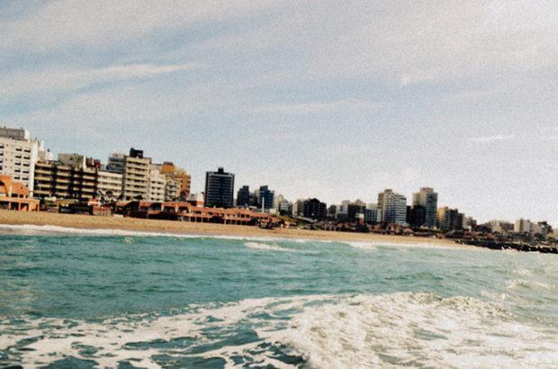 A las corridas por Mar del Plata
