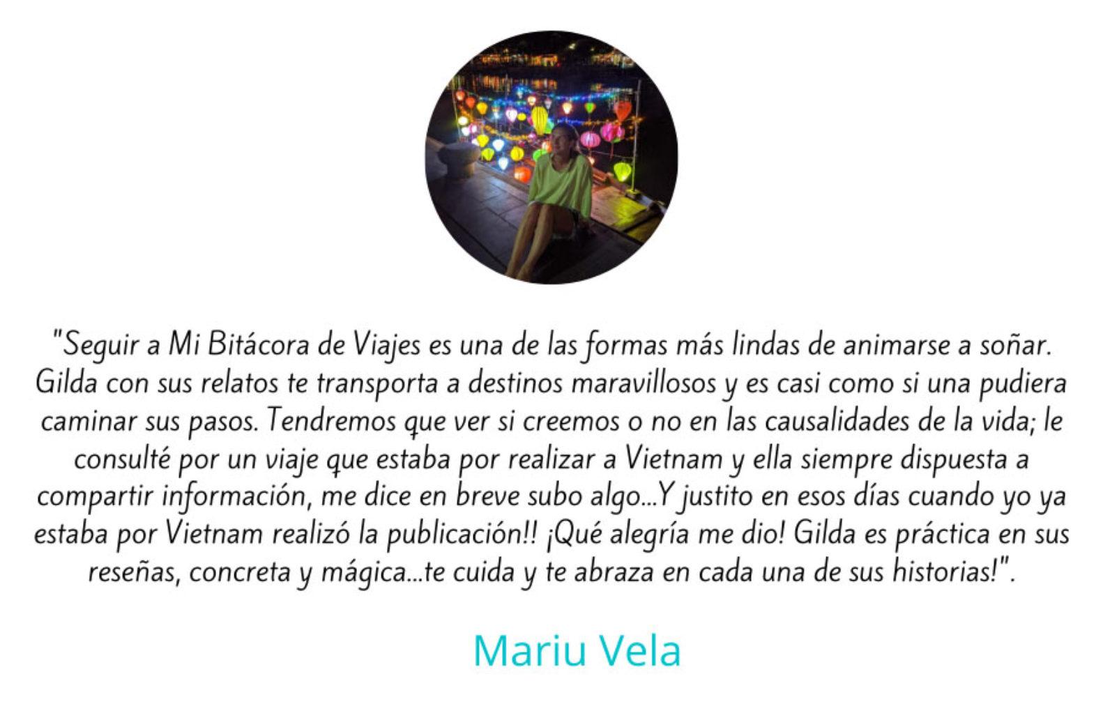 Mariu Vela