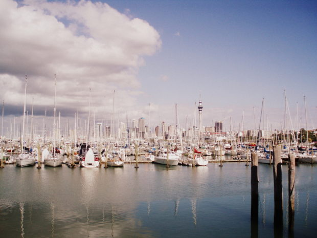 Mission Bay, una de las playas urbanas más lindas de Auckland