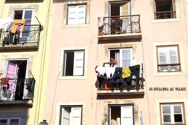 Balcones de Lisboa
