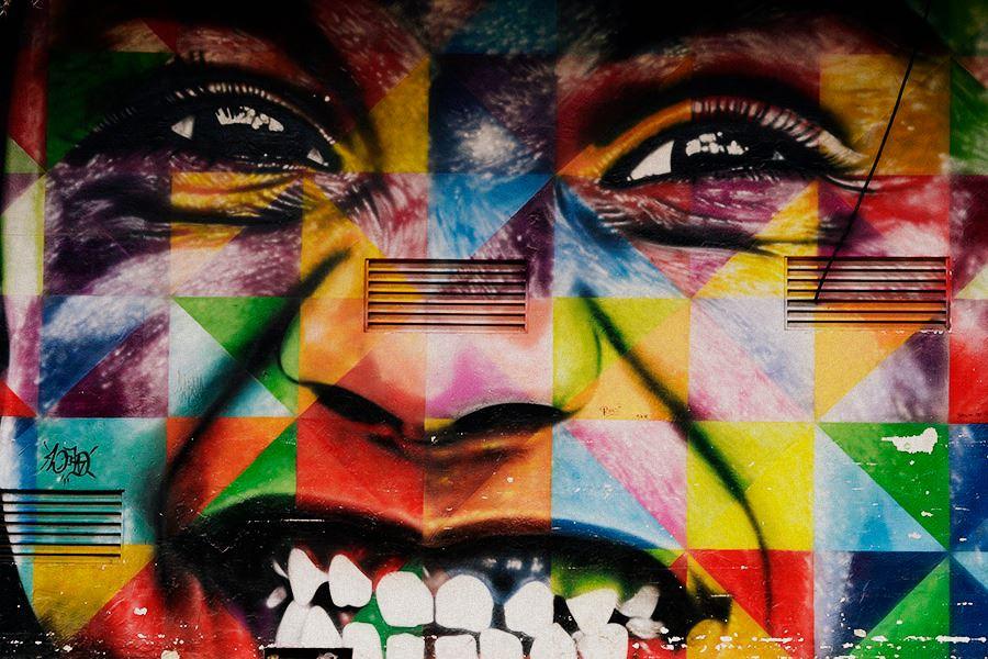 Arte urbano en San Pablo
