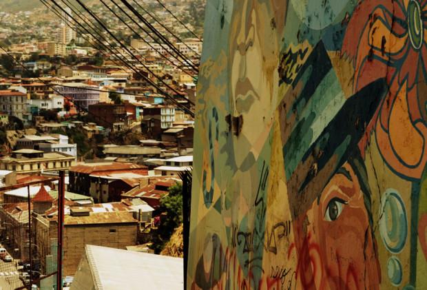 10 imágenes que demuestran que en Valparaíso se respira arte urbano