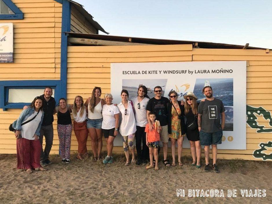 Blogguers participantes del Blogtrip en Punta del Este