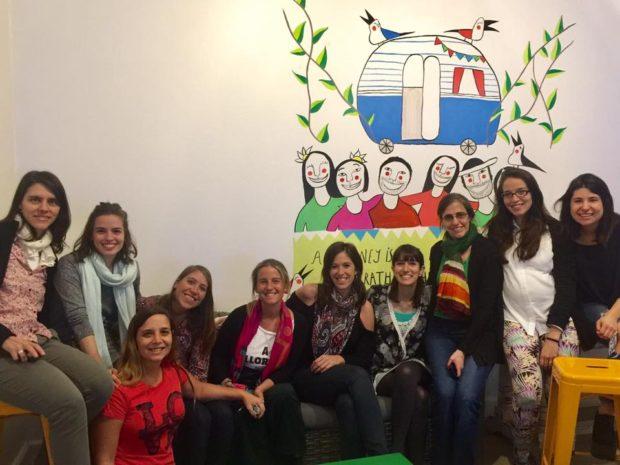 Charla Mujeres Viajeras en Buenos Aires
