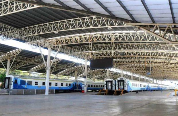Cómo es viajar en tren a Mar del Plata