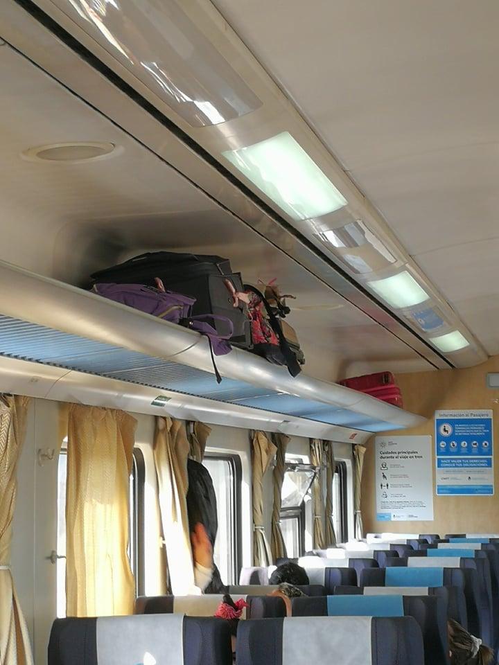 Cómo viajar en tren a Mar del Plata