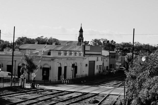 Estación de trenes Tolosa