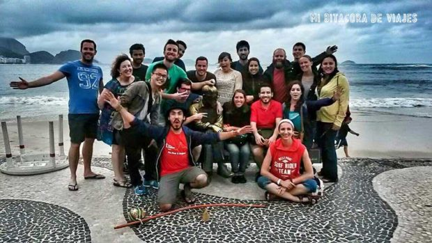 Guía con información útil para viajar a Río de Janeiro: Realizar un Free Walking Tour