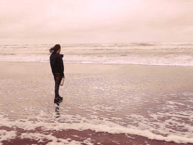 Nueva Atlantis en la Costa Argentina, una playa alejada de la multitud