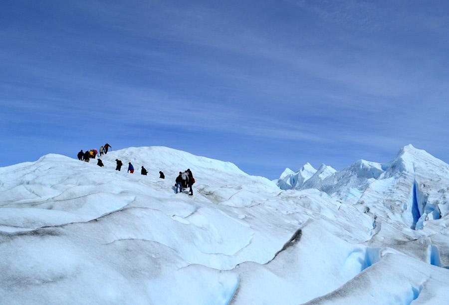 Glaciar Perito Moreno El Calafate y El Chaltén