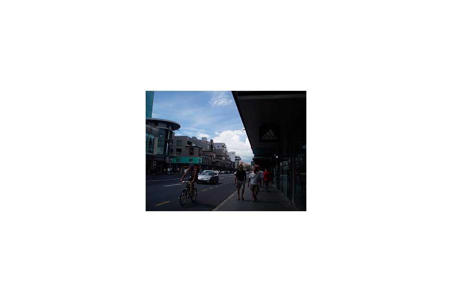 Newmarket y Ponsonby