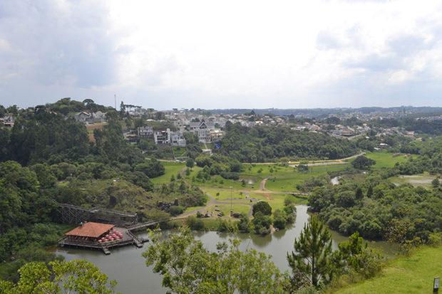 Jardines y parques de Curitiba