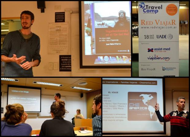 RedViajar: Presentación en el Travelcamp 2012 (Parte II)