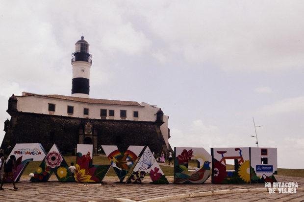 Faro La Barra