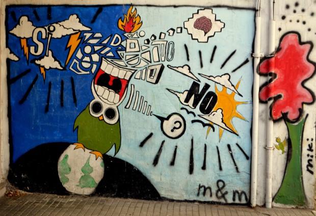 Street Art en Montevideo
