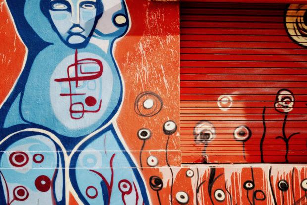 Arte Callejero en La Plata