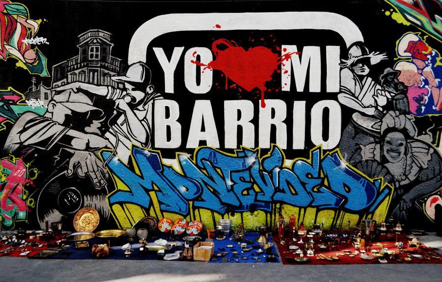street art en uruguay
