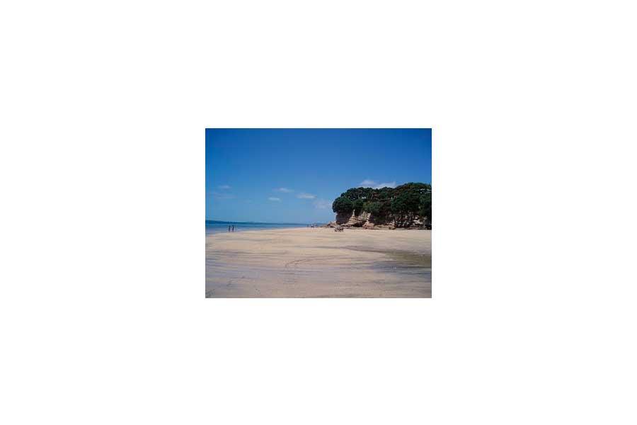 Playas de Takapuna