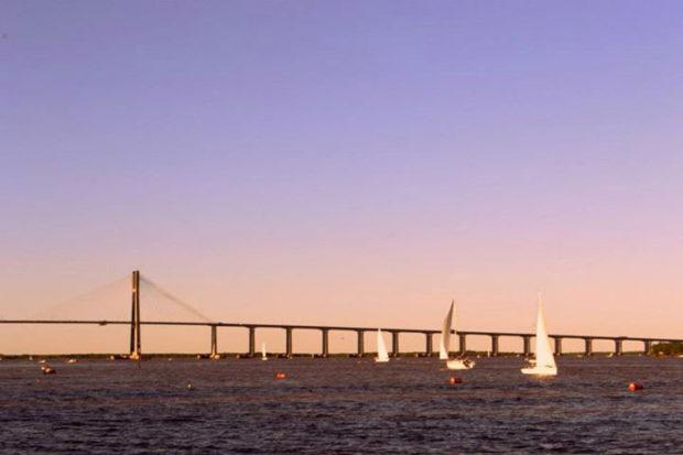 Rosario: Navegando por el Río Paraná